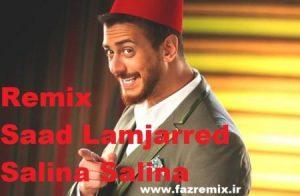 دانلود ریمیکس جدید سعد المجرد به نام سلینا سلینا