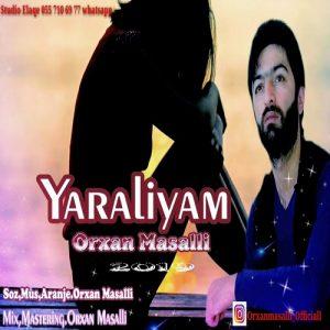 دانلود آهنگ جدید اورخان ماسالی به نام یارالیام